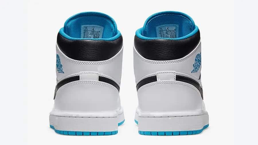 Air Jordan 1 Mid SE Laser Blue 554724-141
