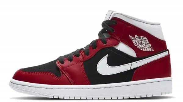 air-jordan-1-mid-gym-red-black
