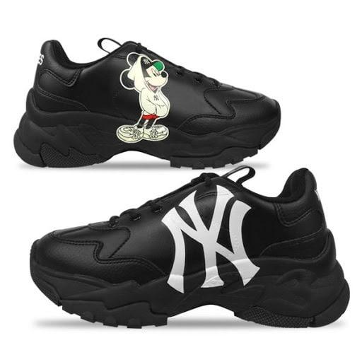 giay-mlb-bigball-chunky-mickey-new-york-yankees