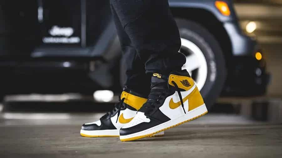 air-jordan-1-yellow-ocher