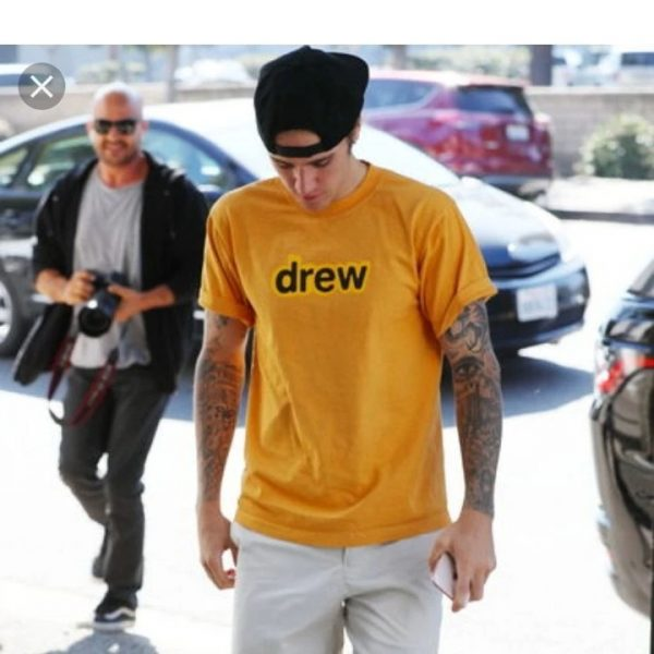 ao-drew-house-secret-golden-yellow-tee