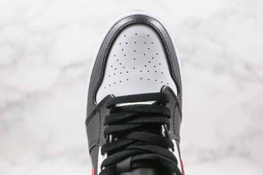air-jordan-1-mid-white-black-red-554724-075