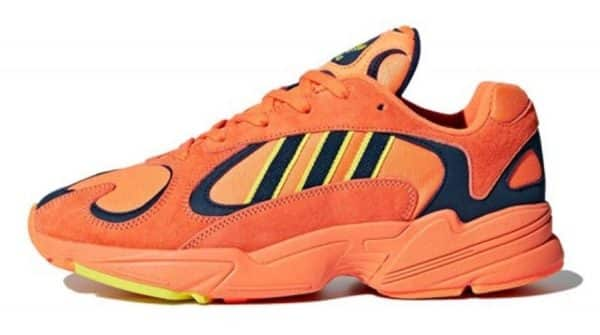 Adidas Yung-1 'Hi-Res Orange' B37613