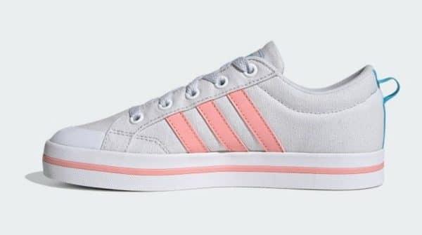 Adidas Zapatillas Bravada - Grey/Pink FV6533