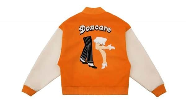 DONCARE PROM COLLAGE JACKET