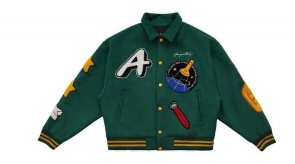 DONCARE ROCKET COLLAGE JACKET