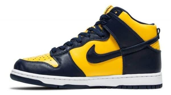 Nike Dunk High SP 'Michigan' 2020 CZ8149-700