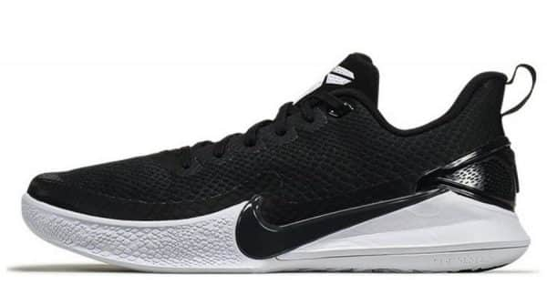 Nike Mamba Focus 'Black' AJ5899-002