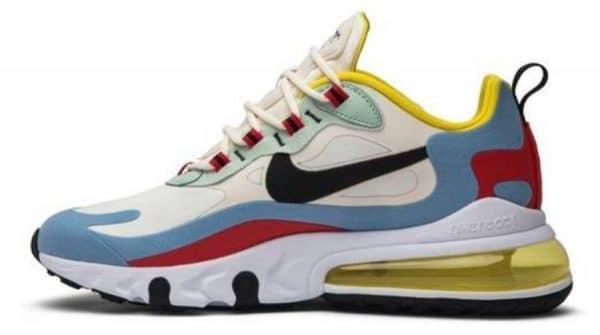 Nike Wmns Air Max 270 React 'Bauhaus' AT6174-002