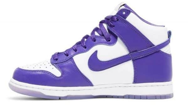 Nike Wmns Dunk High 'Varsity Purple' DC5382-100
