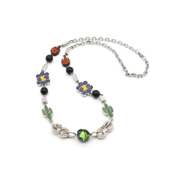 vong-co-salute-2021ss-cactus-flower-flame-necklace