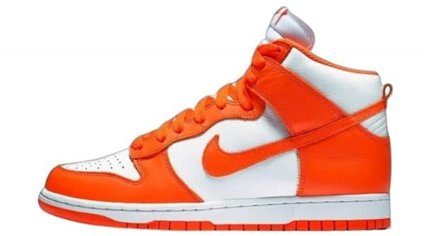 Nike Dunk High SP 'Syracuse' 2021 DD1399-101