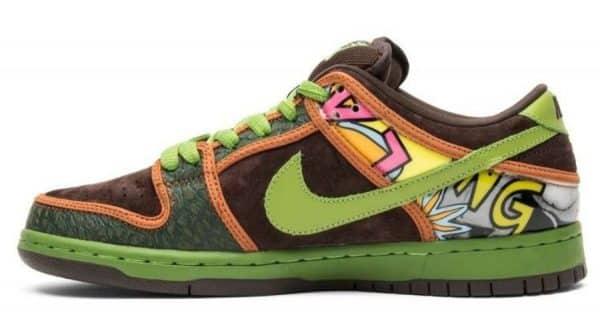 Nike SB Dunk Low 'De La Soul' 789841-332