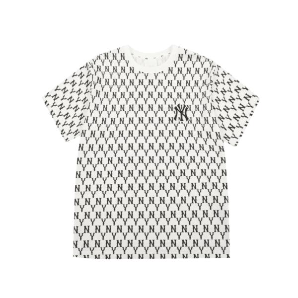 ao-phong-mlb-over-fit-monogram-white-31tsm1131-50b