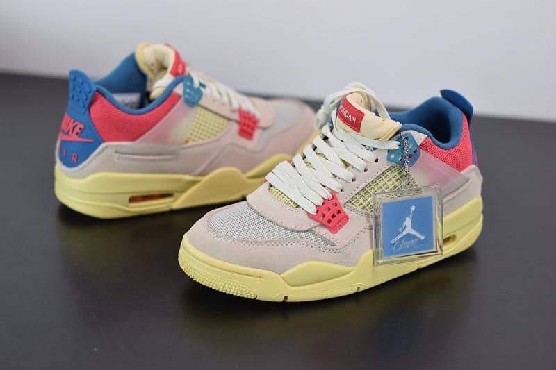 union-la-x-air-jordan-4-retro-guava-ice-dc9533-800