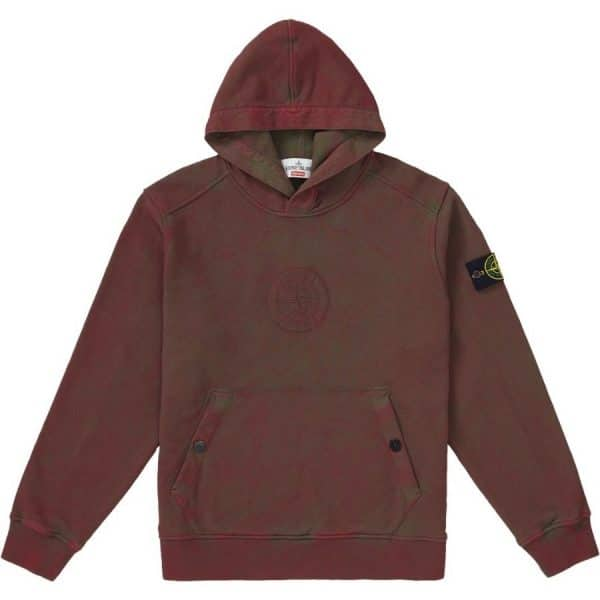 ao-supreme-stone-island-hooded-sweatshirt-ss19-red
