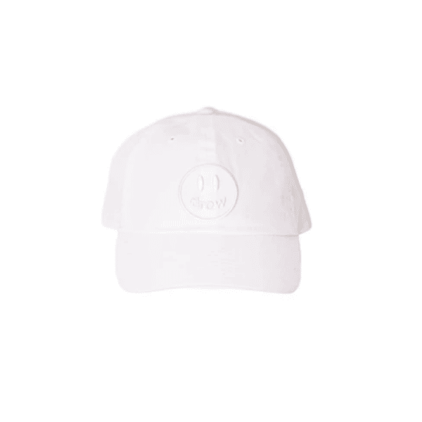 non-drew-house-dad-hat-white