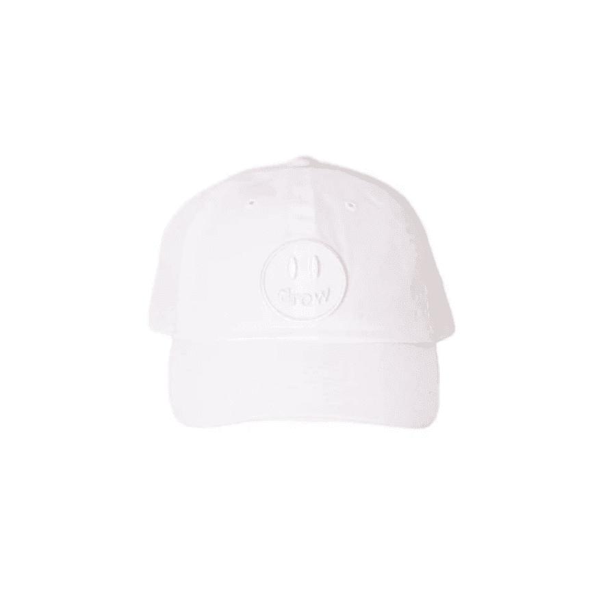 non-drew-house-dad-hat-white