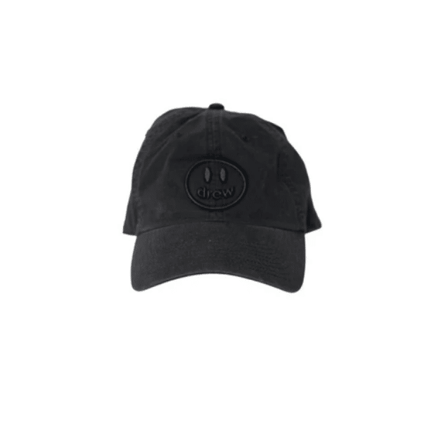 non-drew-house-mascot-dad-hat-black