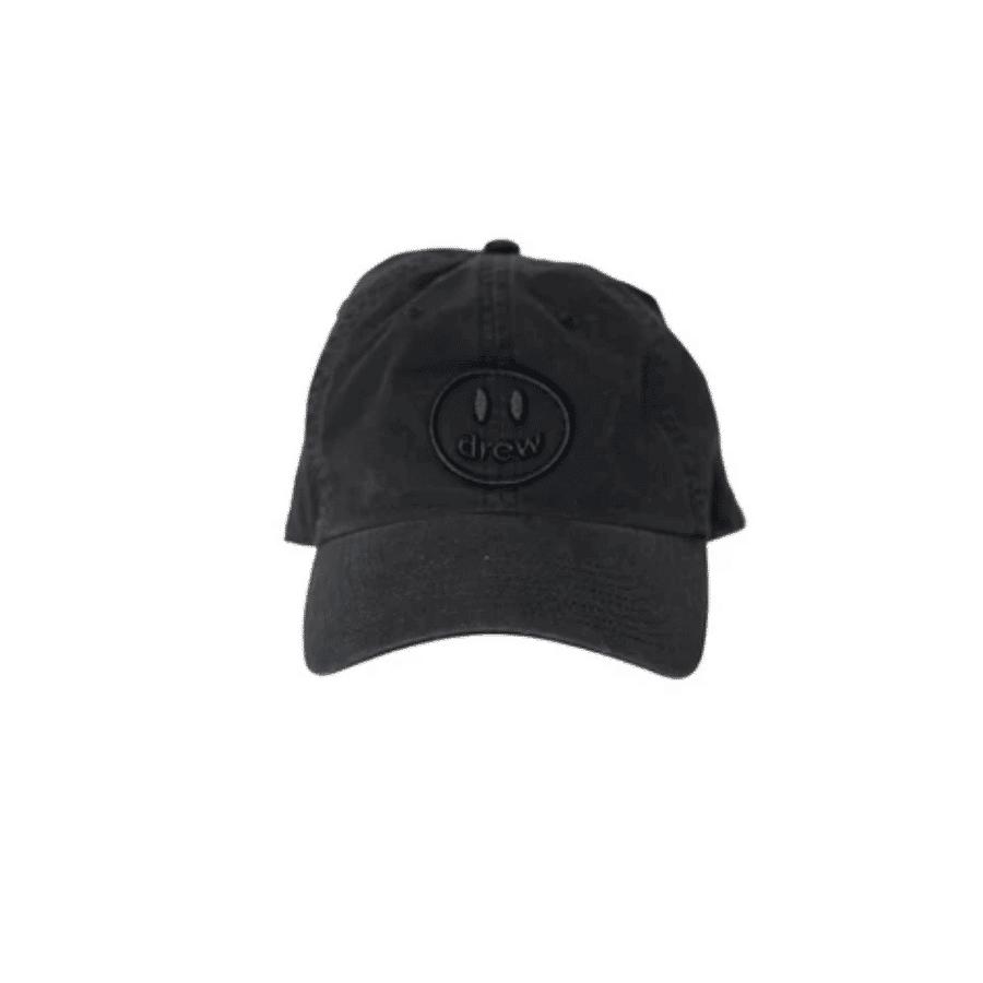 non-drew-house-mascot-dad-hat-black