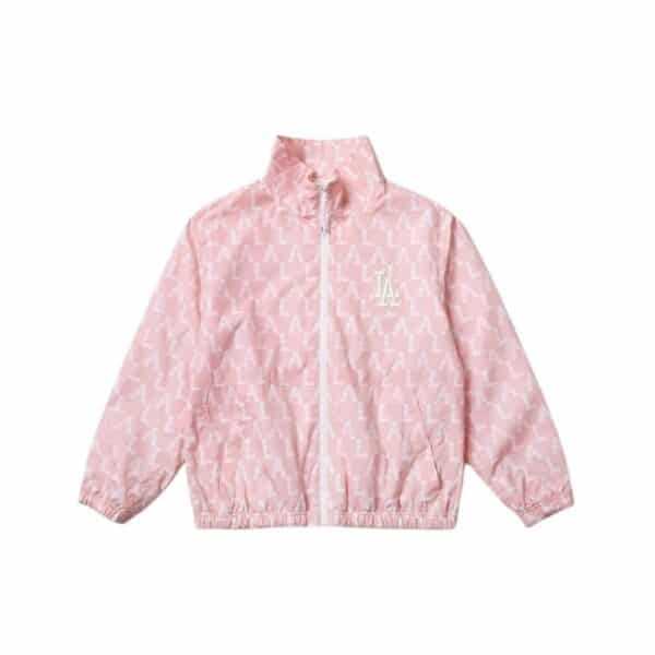 ao-khoac-nu-mlb-monogram-la-dodgers-pink-31jpw9131-07p