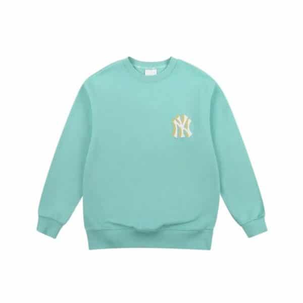 ao-sweater-mlb-like-popcorn-new-york-yankees-mint-31mt02111-50t