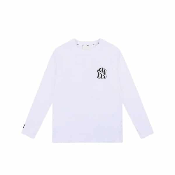 ao-thun-mlb-long-sleeve-like-popcorn-new-york-yankees-white-31tspl111-50w