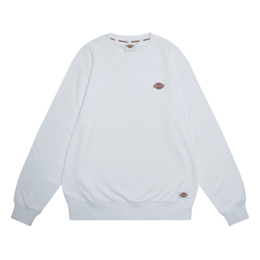 ao-sweatshirt-dickies-french-terry-brand-logo-embroidery-badge-white-dk009428c4d